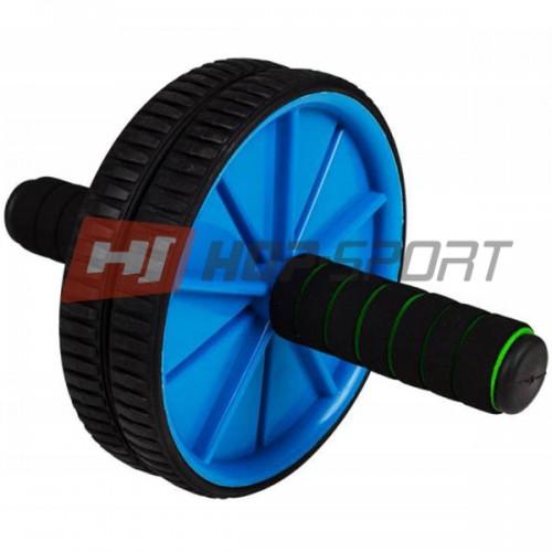 Ролик для пресса Hop-Sport Blue, код: HS-RP1