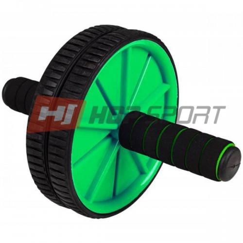 Ролик для пресса Hop-Sport Green, код: HS-RP3