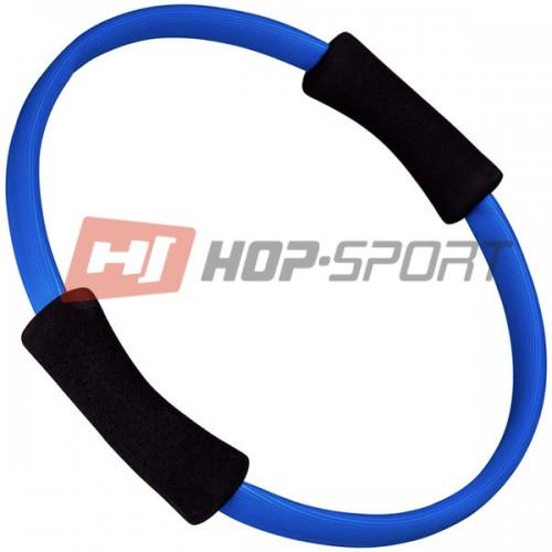 Круг для пилатеса Hop-Sport (синий), код: DK2221B