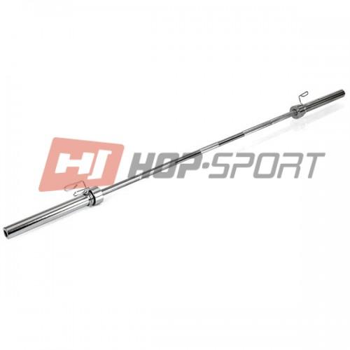 Гриф Hop-Sport D=50 мм, 2200 мм., код: HS-2200