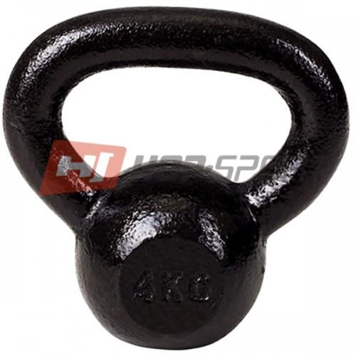 Гиря Hop-Sport 4 кг, код: 100095-4