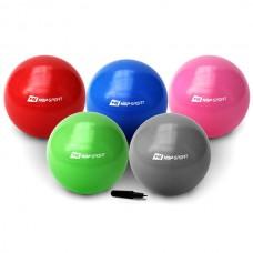 Мяч для фитнеса Hop-Sport 550 (красный), код: HD745R