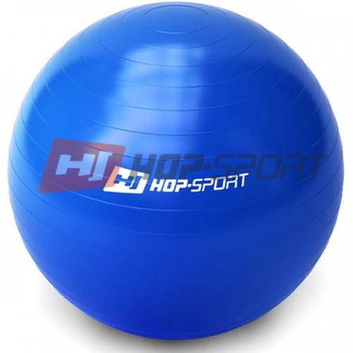 Мяч для фитнеса Hop-Sport (синий) 650, код: HD745B