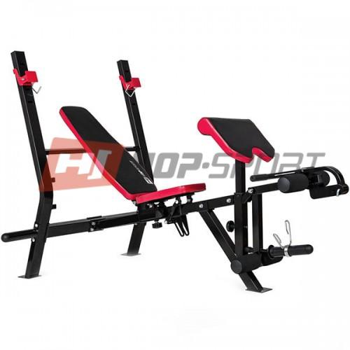 Скамья со стойками Hop-Sport, код: HS-1090