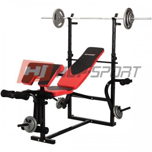 Скамья для жима Hop-Sport, код: HS-1070-2